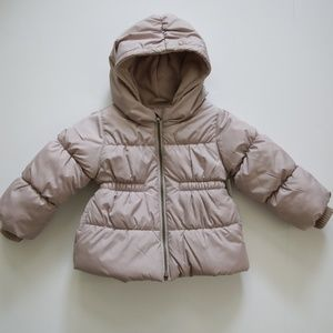 Old Navy Frost Free Puffer Coat New Flawed